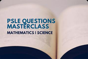PSLE Questions Master Class (Maths)